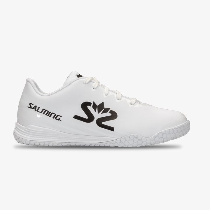 Salming Viper Kid Shoe Weiss